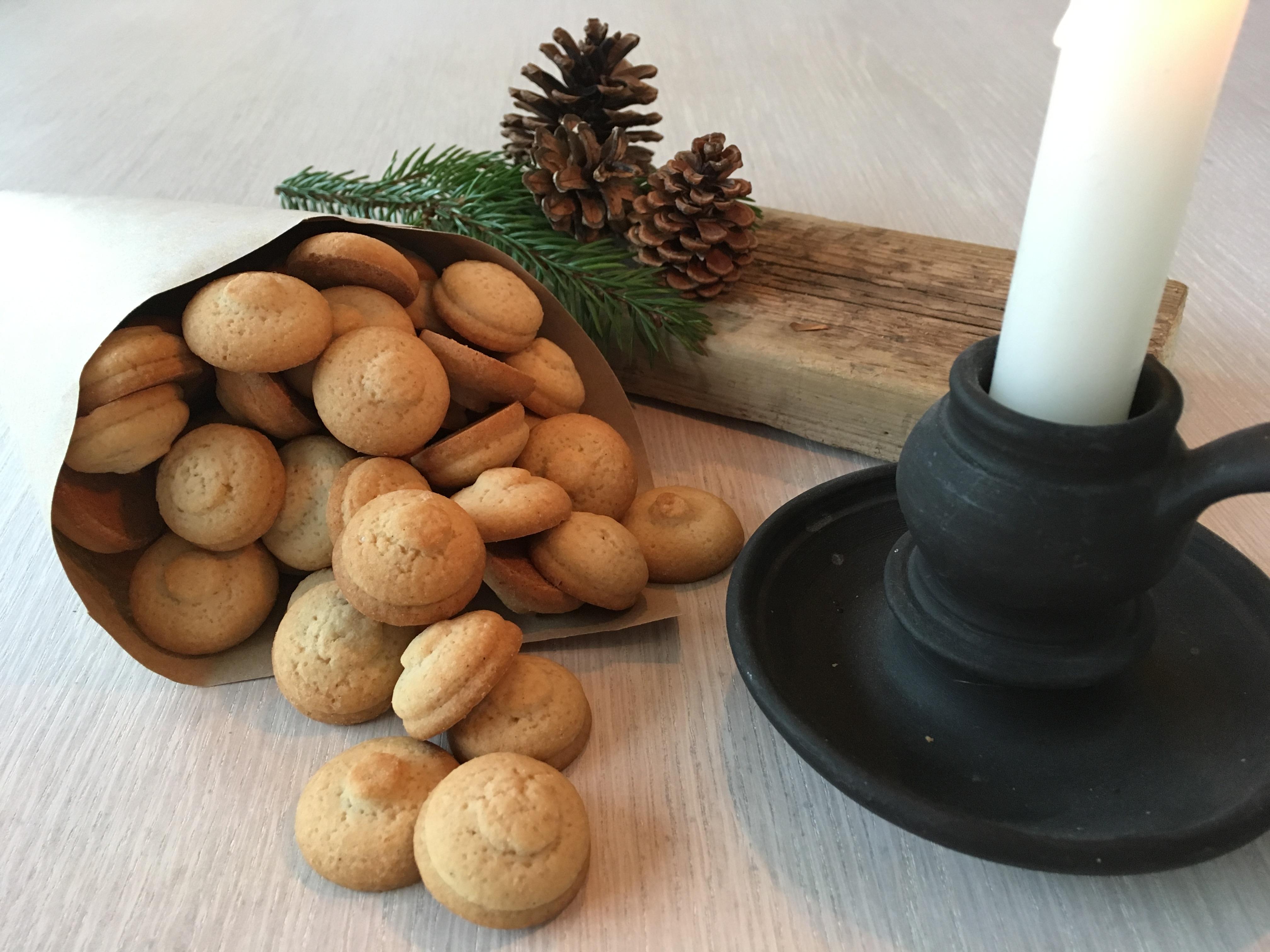 jul-peppernøtter